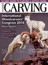 Woodcarving - January /February 2015