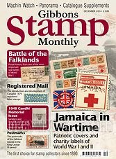 Gibbons Stamp Monthly - December 2014
