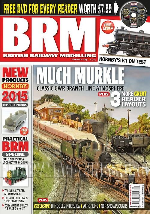 British Railway Modelling February 2015 187 Hobby