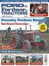 Ford & Fordson Tractors - December/January 2015