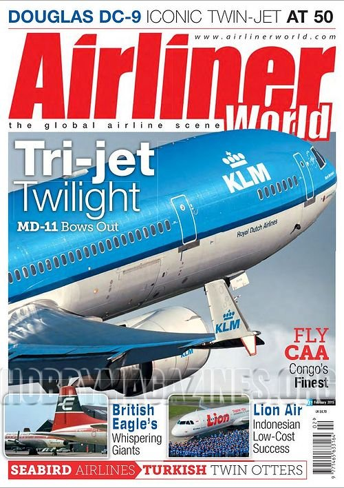 Airliner World – February 2015