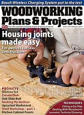 Woodworking Plans & Projects - February 2015