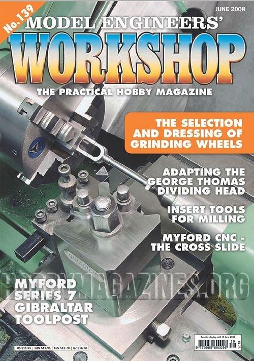 model engineers workshop manual pdf