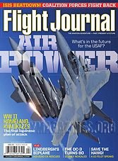 Flight Journal - April 2015