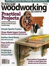 Scrollsaw Woodworking & Crafts #58 - Spring 2015