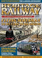 Heritage Railway 199 – February 12-March 11 2015