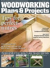 Woodworking Plans & Projects - March 2015