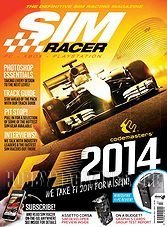 Sim Racer Issue 3