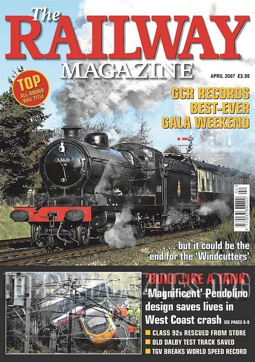 The Railway Magazine April 2007 187 Hobby Magazines Free