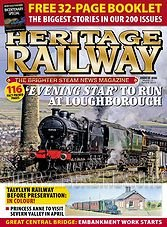Heritage Railway 200 - March 12-April 8 2015