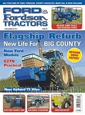 Ford & Fordson Tractors - February/March 2015