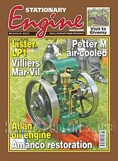 Stationary Engine - May 2015
