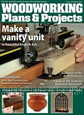 Woodworking Plans & Projects - April 2015