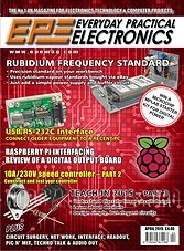 Everyday Practical Electronics - April 2015