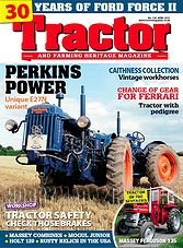 Tractor & Farming Heritage Magazine - April 2015