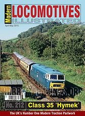 Modern Locomotives Illustrated - April/May 2015