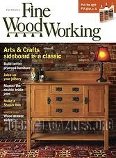 Fine Woodworking - May/June 2015