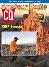 CQ Amateur Radio - March 2015
