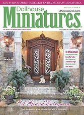 Dollhouse Miniatures - May/June 2015