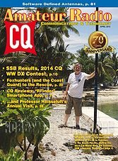 CQ Amateur Radio - April 2015