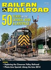 Railfan & Railroad - May 2015