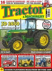 Tractor & Machinery - May 2015