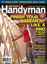 The Family Handyman - May 2015