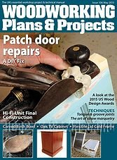Woodworking Plans & Projects - May 2015