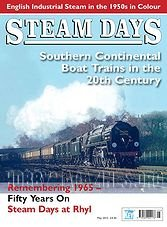 Steam Days - May 2015