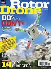 RotorDrone - January/February 2015
