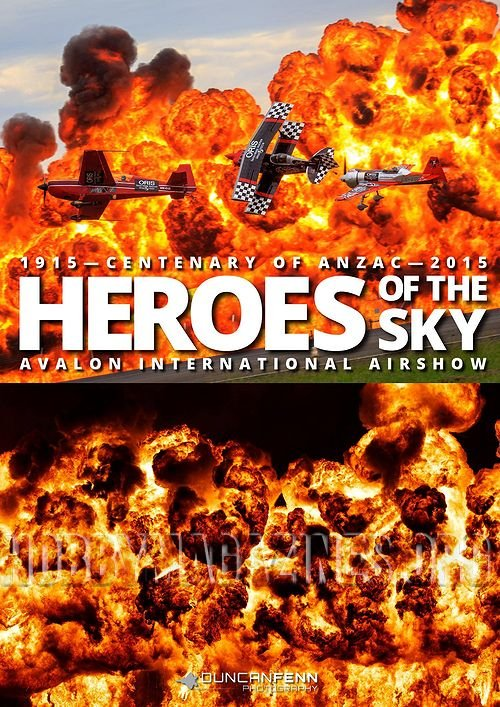 Heroes of the Sky: Avalon International Airshow 2015