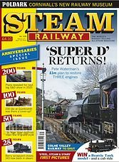 Steam Railway 439, 27 March - 23 April 2015