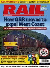 Rail 29 April - 12 May 2015