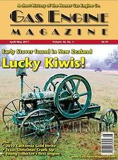 Gas Engine Magazine - April/May 2011