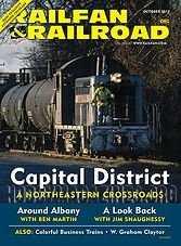 Railfan & Railroad - October 2012