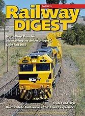 Railway Digest - April 2015