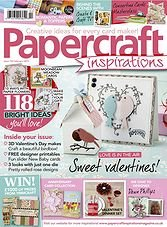PaperCraft Inspirations - February 2015