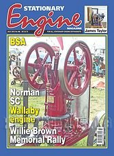 Stationary Engine - July 2015