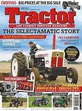 Tractor & Farming Heritage - June 2015
