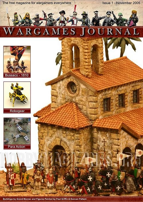 Wargames Journal 01