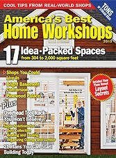 WOOD Special : America's Best Home Workshops 2015
