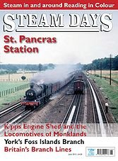Steam Days - June 2015