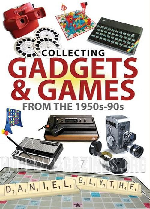 Collecting Gadgets and Games from the 1950s-90s (ePub)