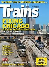 Trains - July 2015