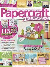 PaperCraft Inspirations - May 2015