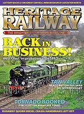 Heritage Railway 203 - June 4 - July 1,2015