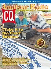 CQ Amateur Radio - June 2015