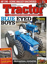 Tractor & Farming Heritage - July 2015