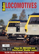 Modern Locomotives Illustrated - June/July 2015