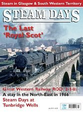 Steam Days - July 2015